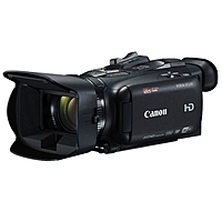 "Видеокамера Canon Legria HF G40, 20x IS opt 3.5"", 1080 p, XQD+SDHC, Flash/WiFi, черная"