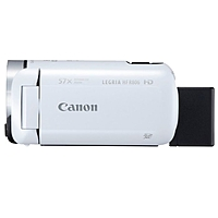 "Видеокамера Canon Legria HF R806, 32x IS opt 3"", Touch LCD, 1080 p, XQD Flash, белая"