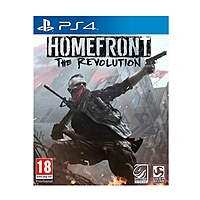 PS4:  Homefront: The Revolution