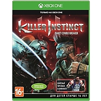 XBOX One: Killer Instinct. Рус. субтитры. (3PT-00011)