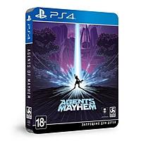 PS4:  Agents of Mayhem STEELBOOK ИЗДАНИЕ.