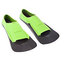 Ласты Fins Training II Rubber, 34-36, Green/Black M0749 03 2 06W