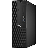 ПК Dell Optiplex 3050 SFF, i5-6500 3.2Ghz, 180W, 4Gb, 500Gb, HDG530, W10, кл+мышь, черн