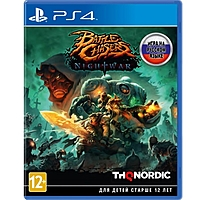 Игра для Sony PlayStation 4 BattleChasers: Night war