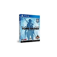 Игра для Sony PlayStation 4 Rise of the Tomb Raider. 20-летний юбилей