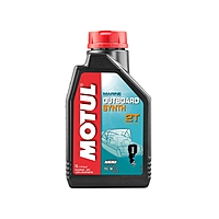 Моторное масло MOTUL Outboard 2T, 1 л