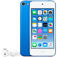 Mp3 плеер Apple iPod Touch, 128 гб, синий