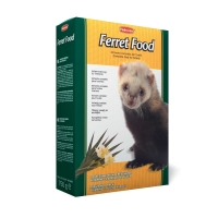 Корм Padovan FERRET FOOD комплексный/основной для хорьков , 750г
