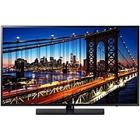 "Панель Samsung HG43EF690, 43"", 16:9, 1920x1080, LED, FHD, TV, HDMI, D-Sub, USB, черный"
