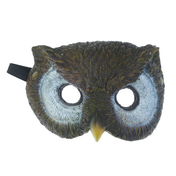 наших фото маски совы использованное